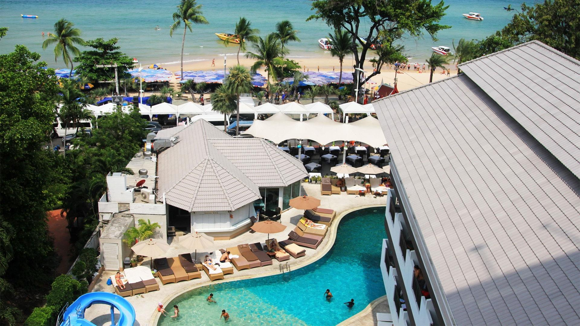 best beach hotel pattaya