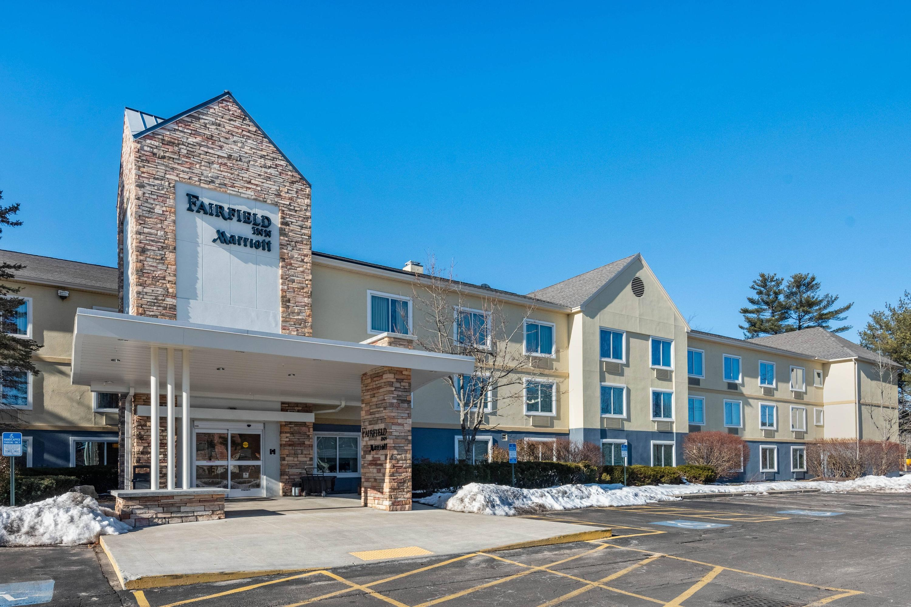 Fairfield Inn by Marriott Portland Scarborough