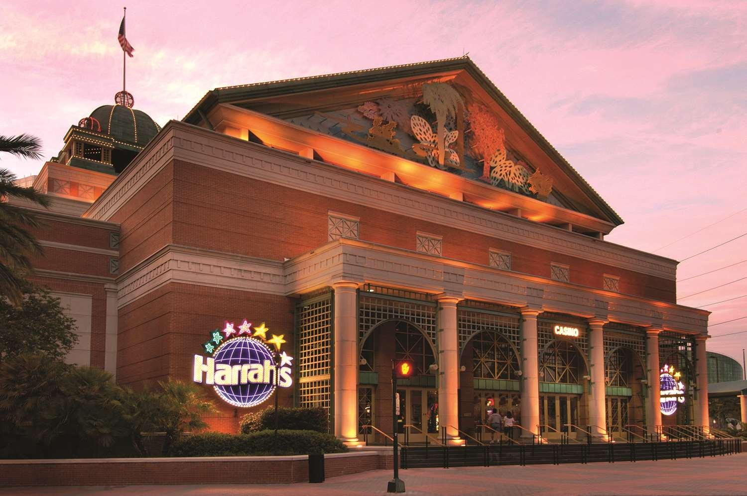 Harrahs New Orleans Casino & Hotel