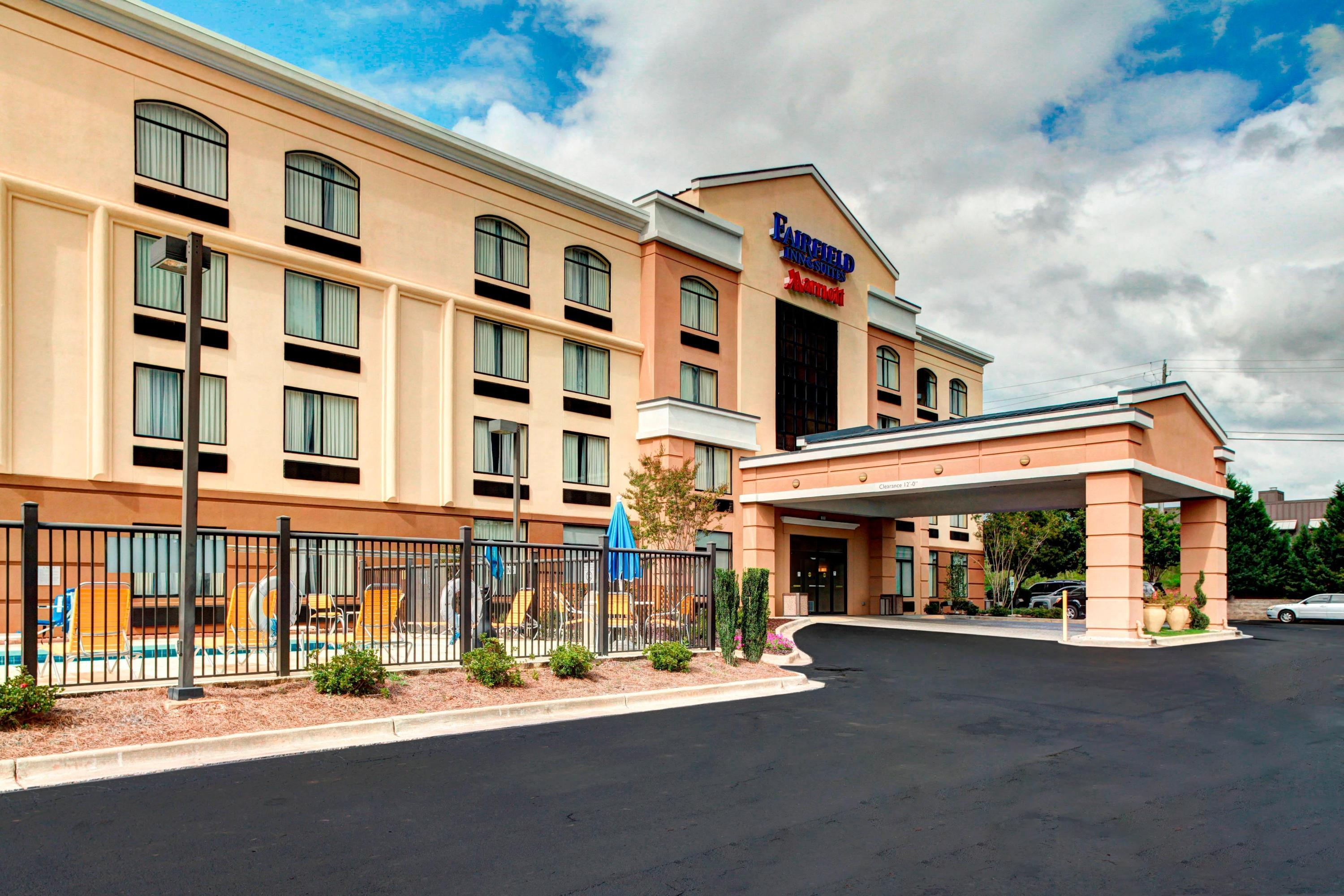 Fairfield Inn and Suites by Marriott Anniston Oxford