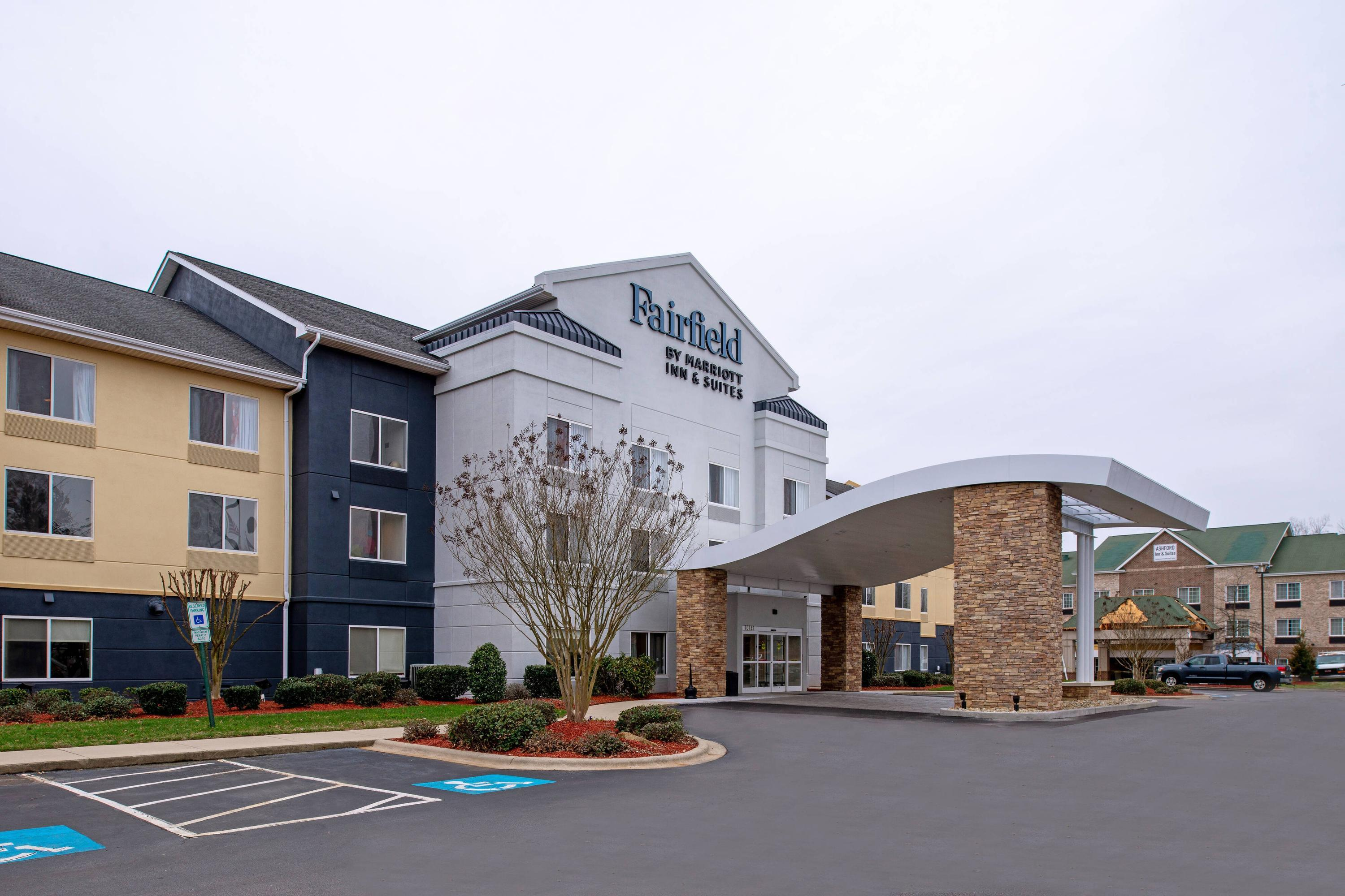 Fairfield Inn & Suites by Marriott High Point Archdale