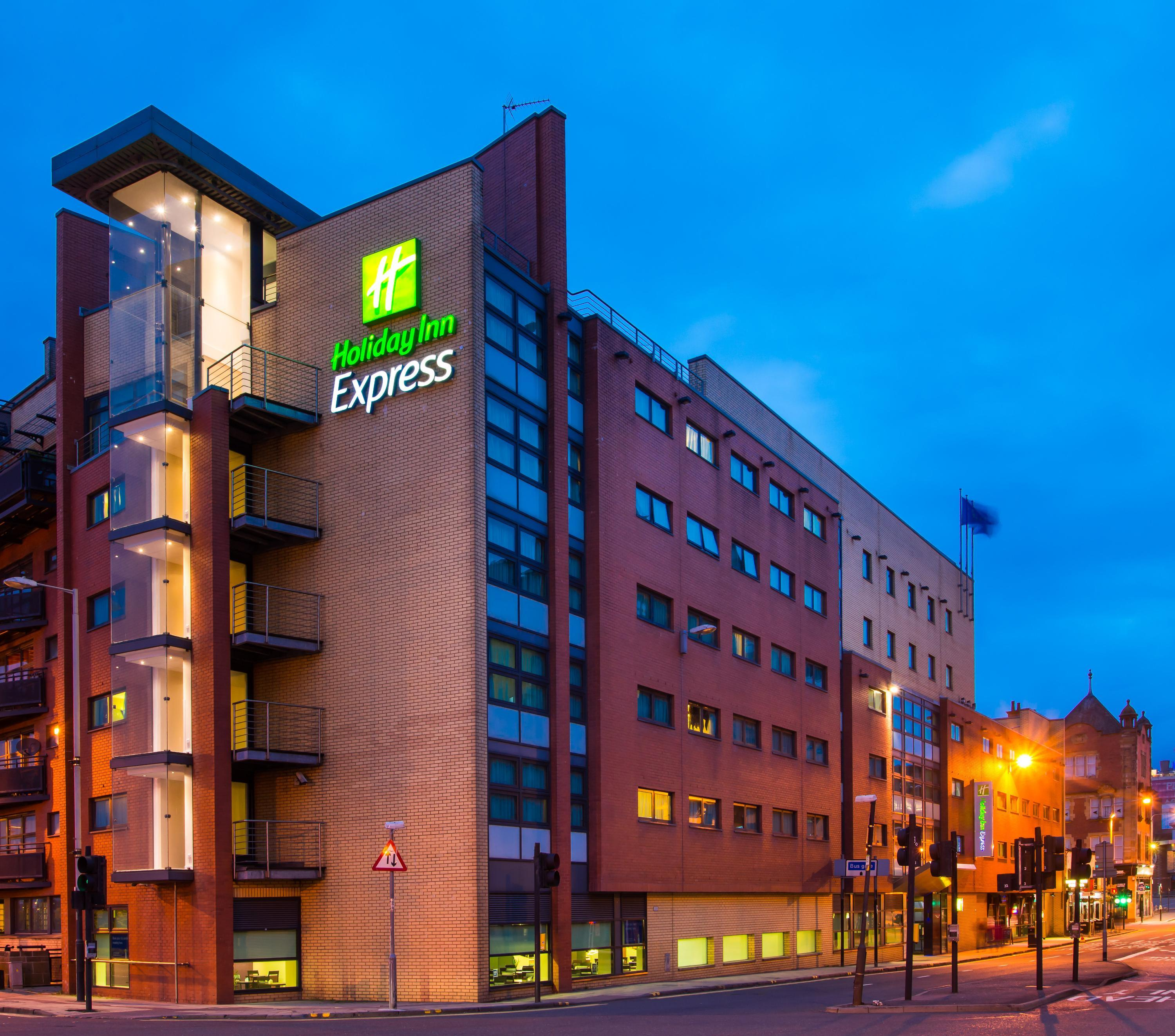 Holiday Inn Express Glasgow - City Ctr Riverside