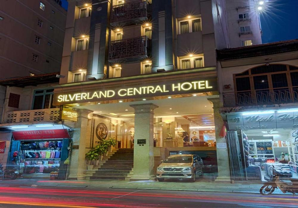 Silverland Central Hotel