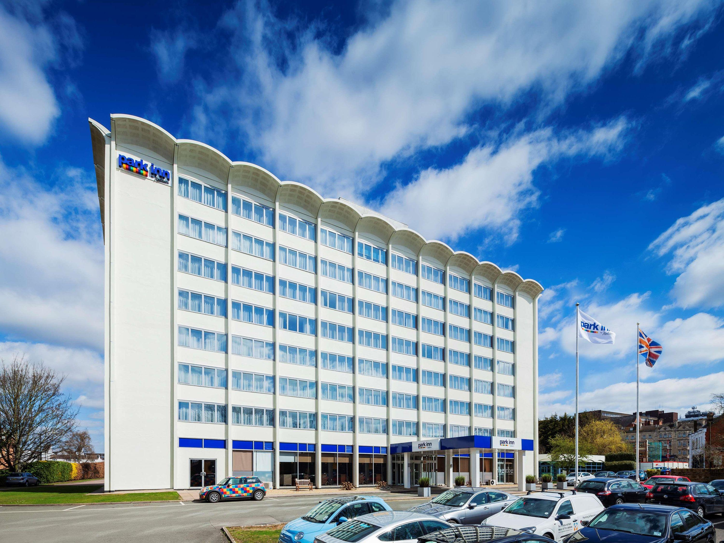 Park Inn by Radisson Hotel Northampton Town Centre