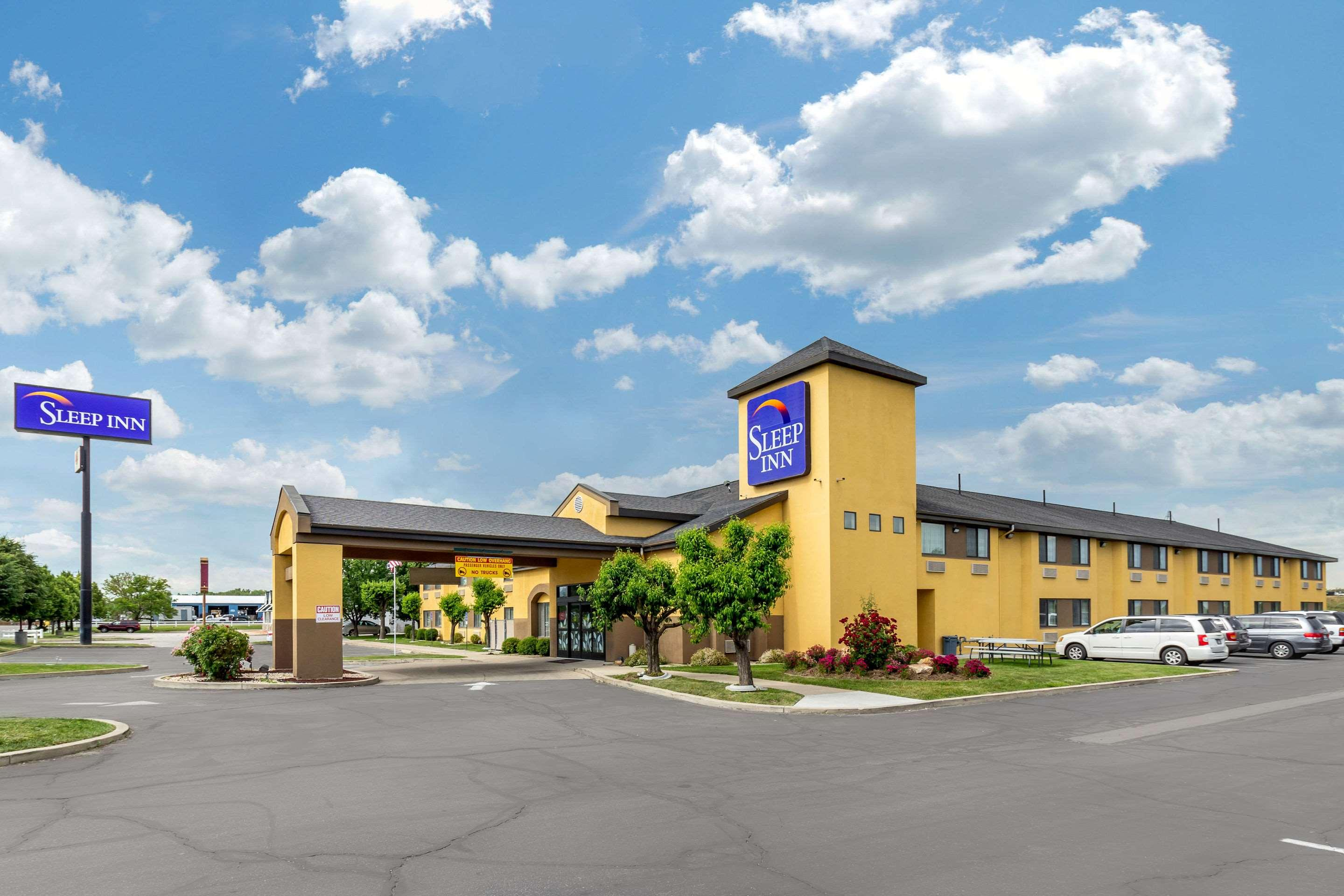 Sleep Inn Ogden near Event Center