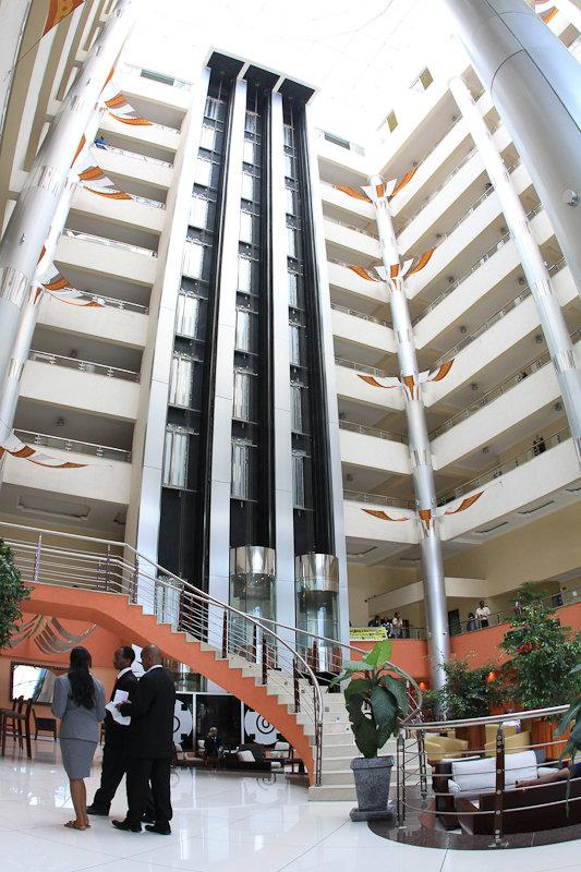 Intercontinental Hotel Addis