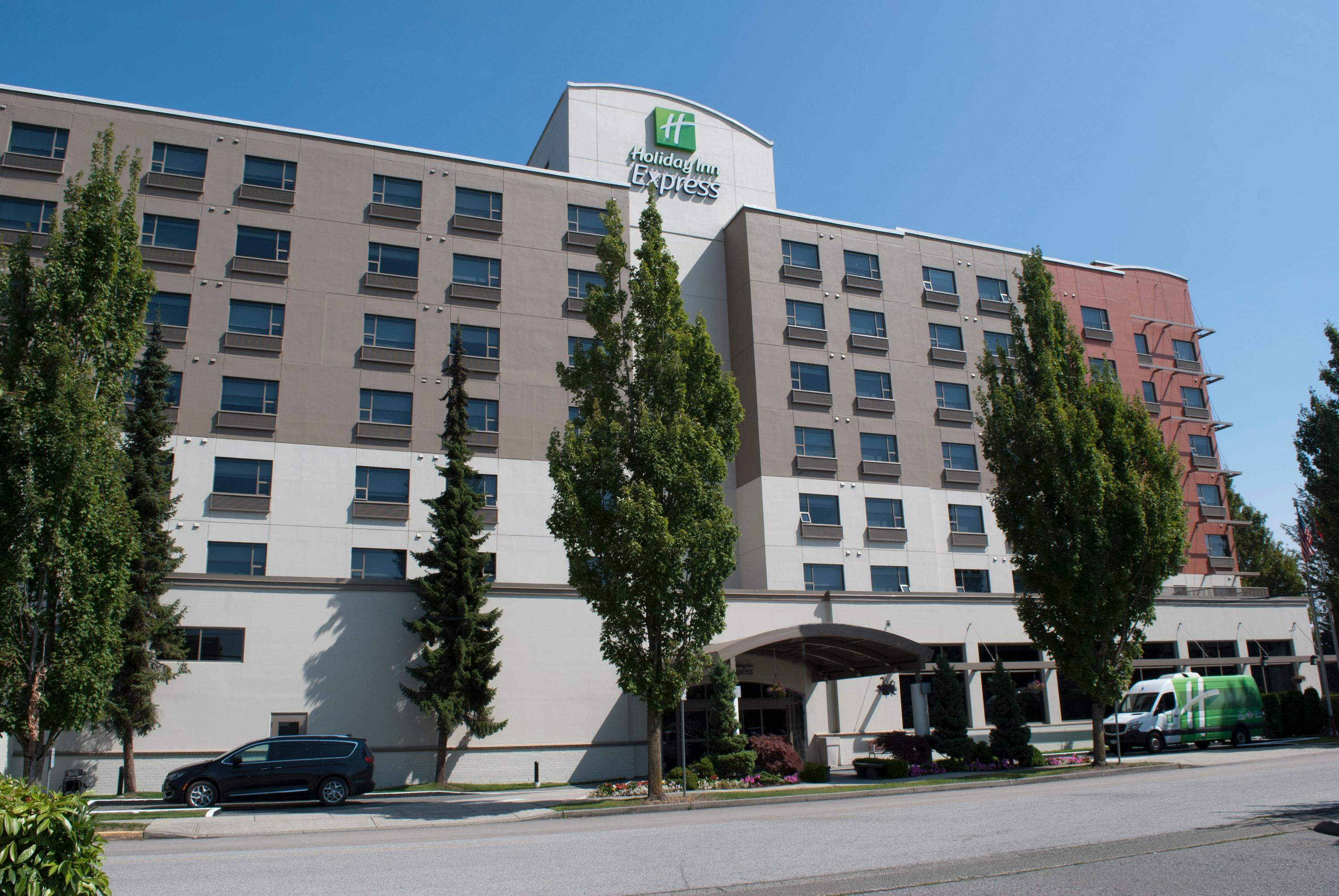 Holiday Inn Express Vancouver Airport - Richmond