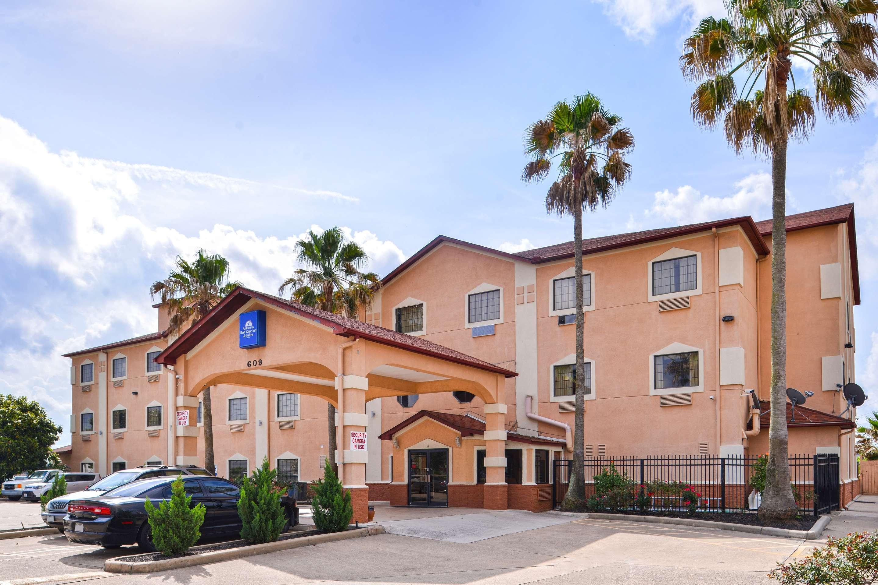 Americas Best Value Inn Houston at FM 1960 & I-45