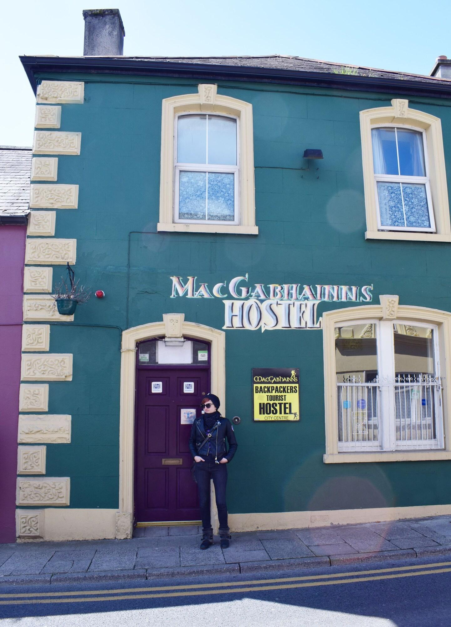 MacGabhainn's Backpacker Hostel