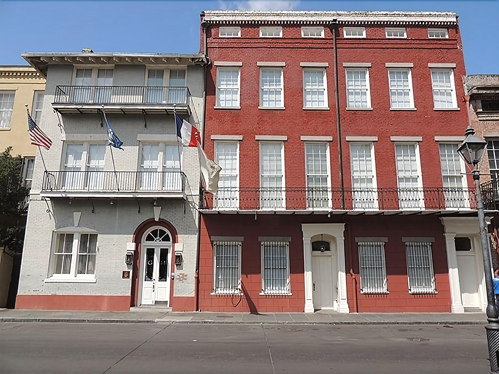 French Quarter Hotels 194 Cheap French Quarter Hotel Deals New Orleans
