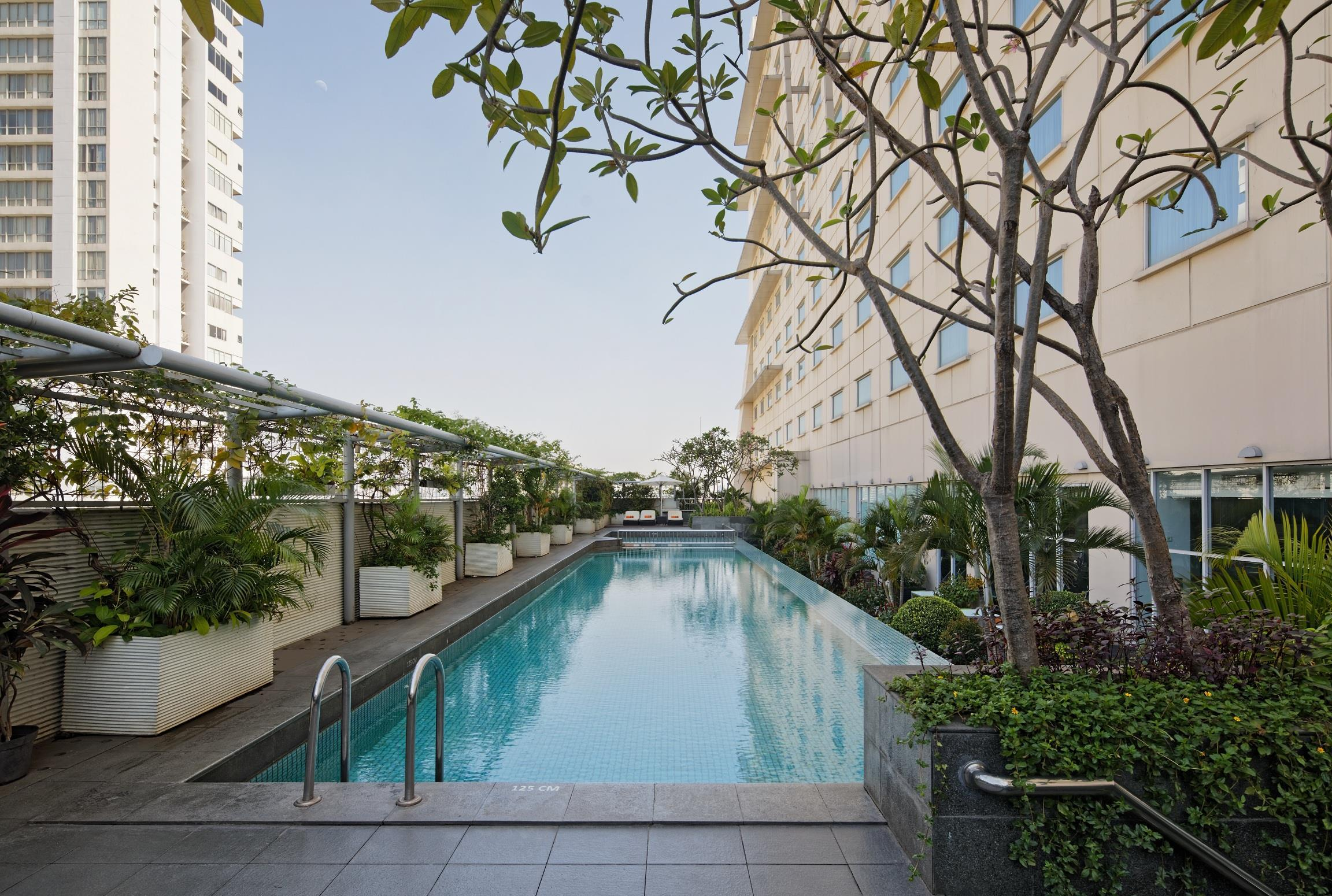 Harris Hotel Conventions Kelapa Gading North Jakarta Jk Indonesia Compare Deals