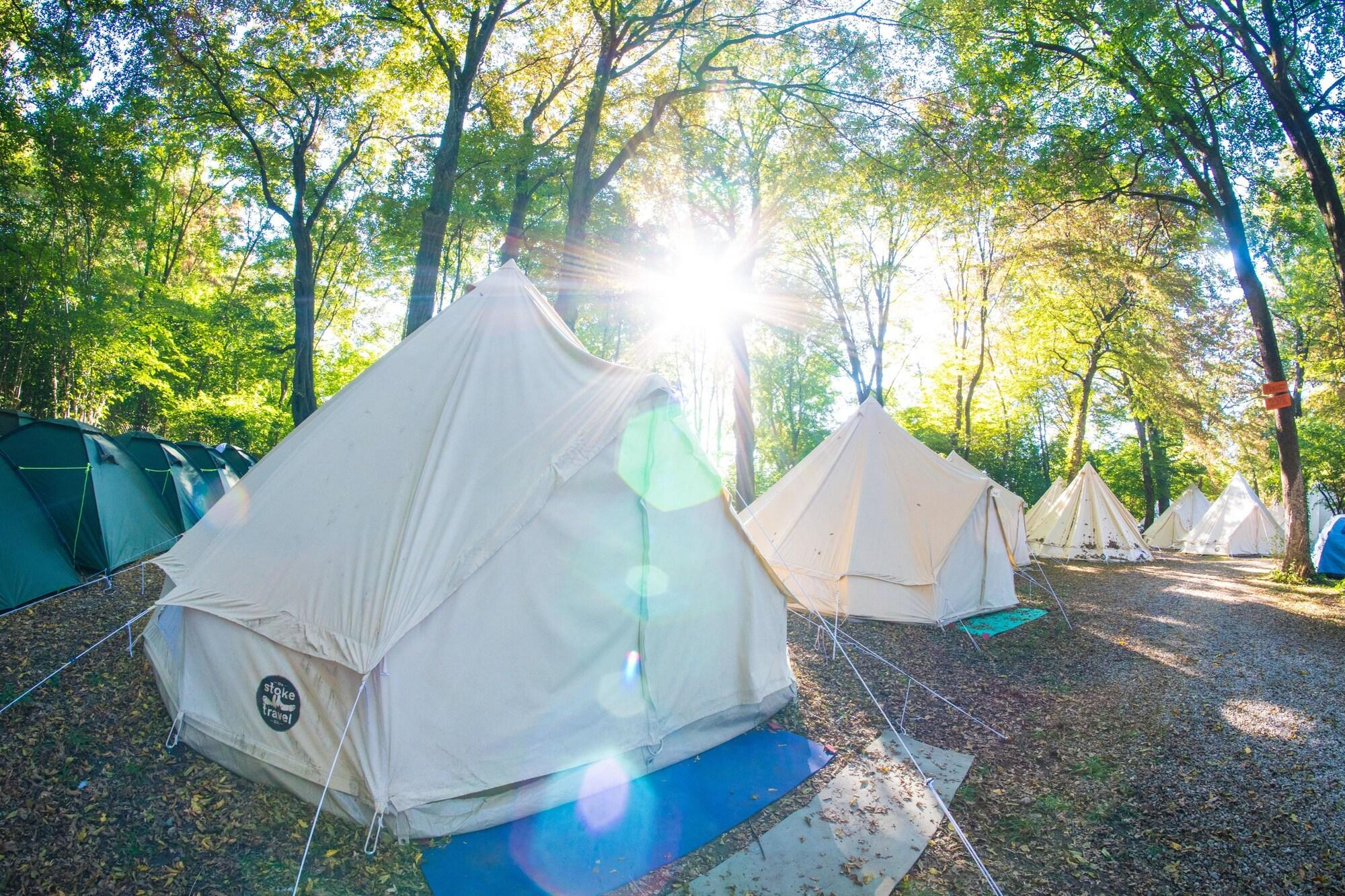 Oktoberfest and Springfest Inclusive Camping