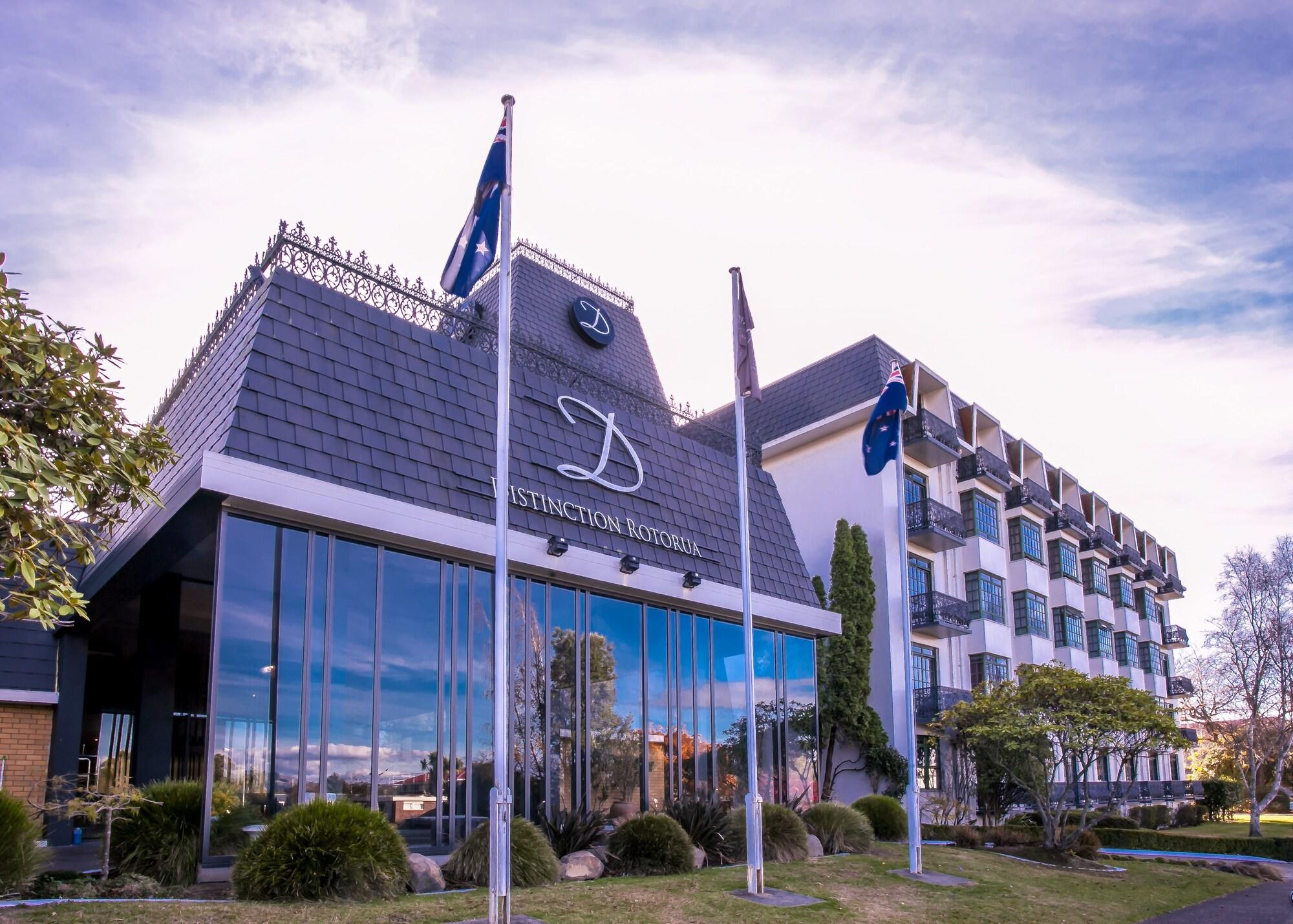 Distinction Rotorua Hotel And Conference Centre
