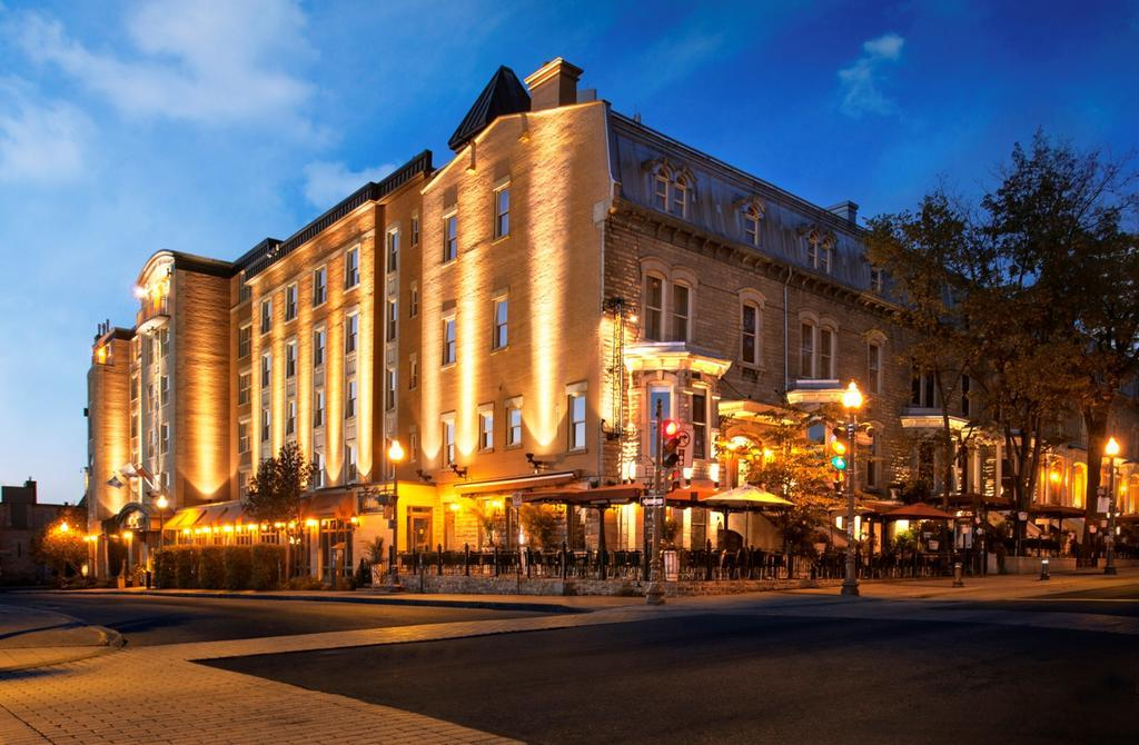 Hotel Chateau Laurier Quebec
