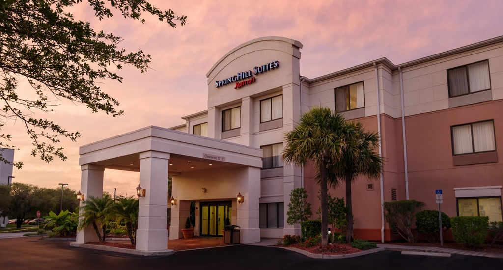 SpringHill Suites by Marriott St. Petersburg- Clearwater