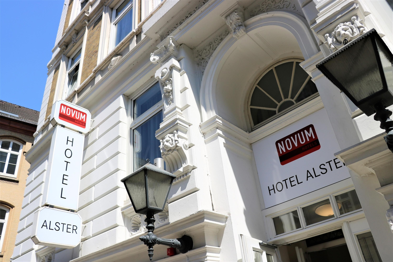 Novum Hotel Alster Hamburg Hamburg Germany Compare Deals