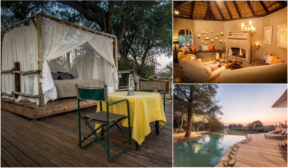 Garonga Safari Camp, travelling Green