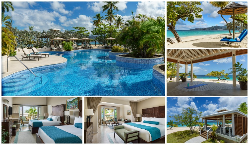 Spice Island Beach Resort, St. George's, Grenada, travelling green