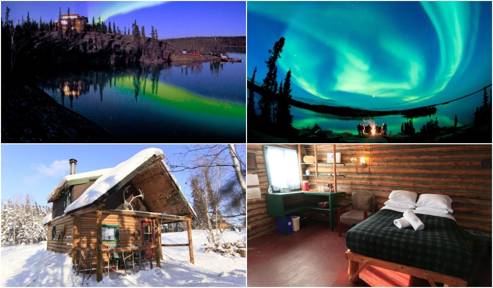 Blachford Lake Lodge, Northern Lights hotel