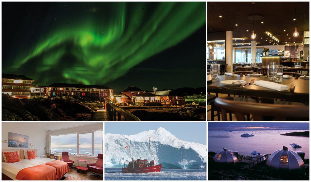 Hotel Arctic, Northern Lights hotel