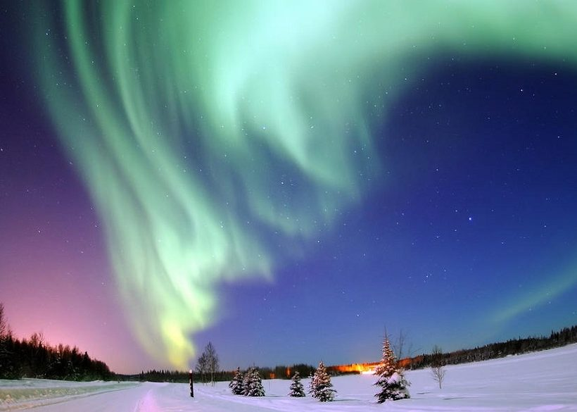 The World's Top Hotels for Viewing Northern Lights
