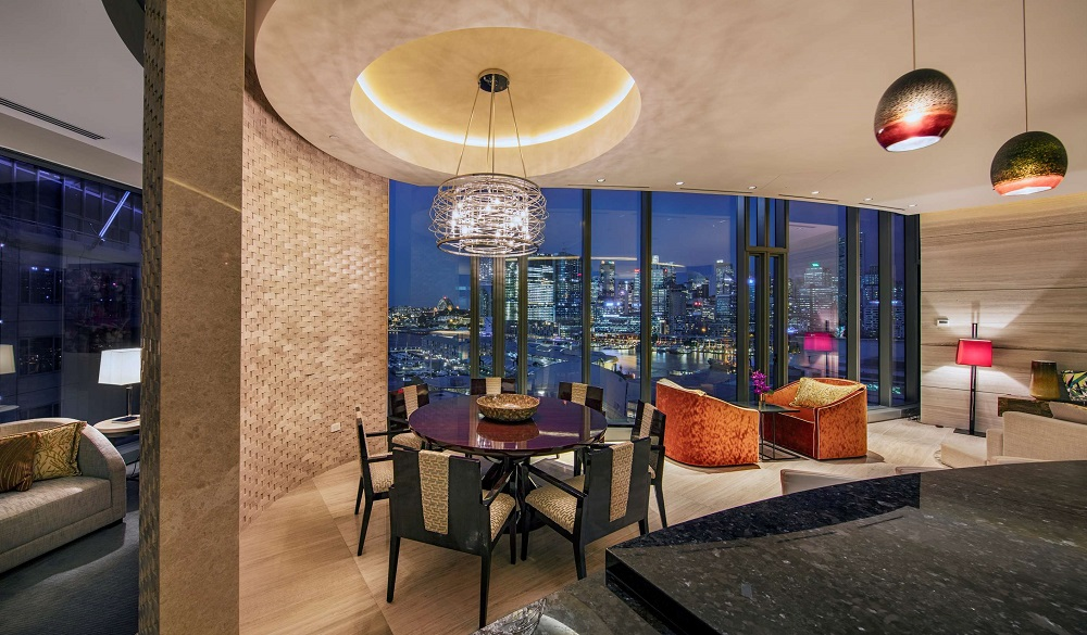 The Darling - Sydney Harbour view hotel
