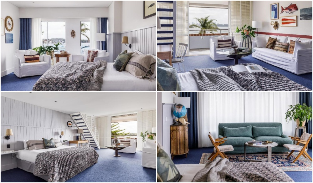 Watsons Bay Boutique Hotel - harbour view hotel