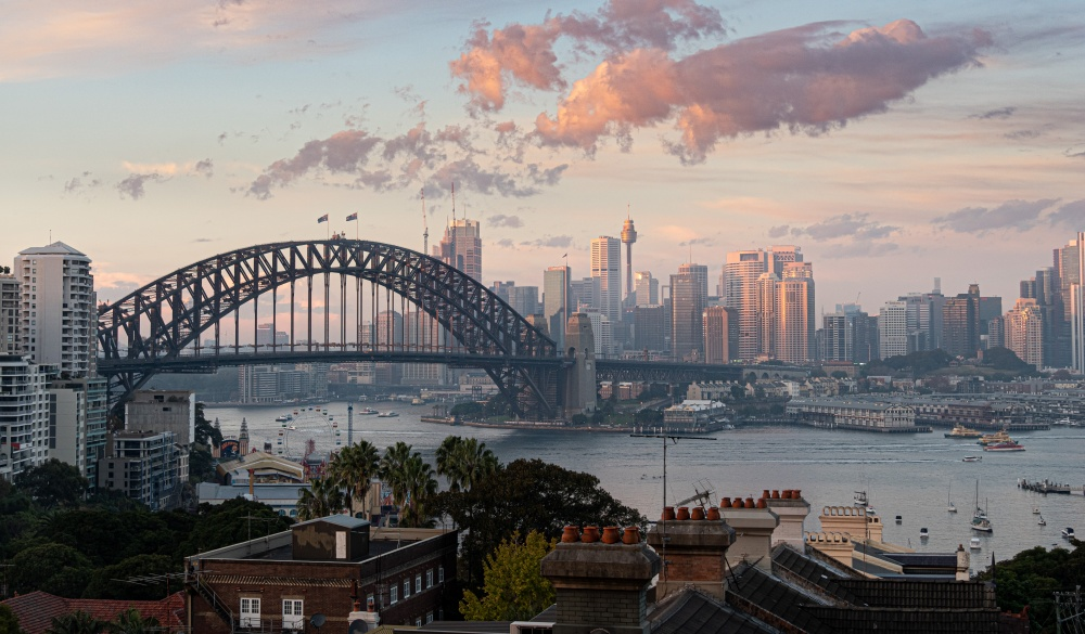 View Sydney, Harbour view hotel