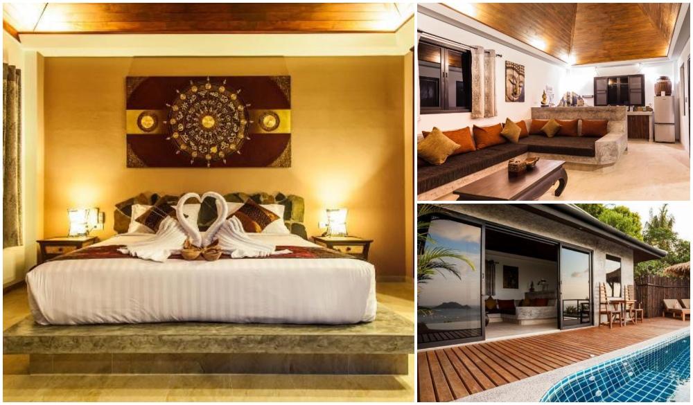 Koh Tao Height Pool Villas, the force awaken, star wars inspired hotel