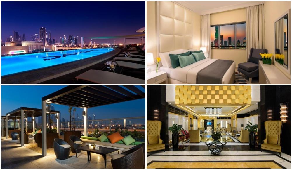 DAMAC Maison Mall Street, Hotel near Burj Khalifa