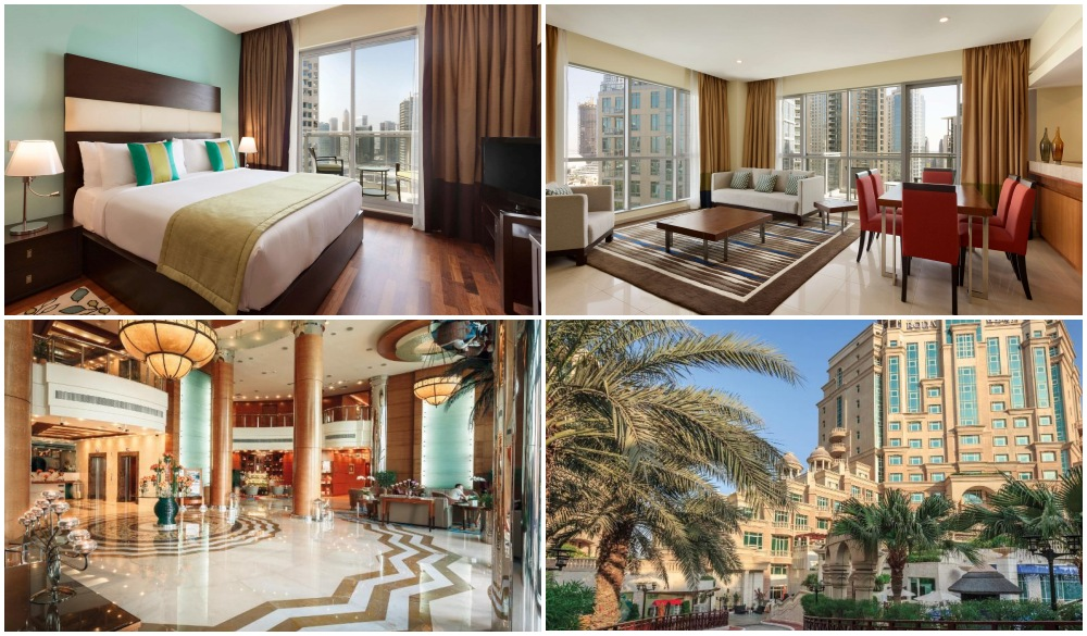 Ramada Downtown, hotels near Burj Khalifa