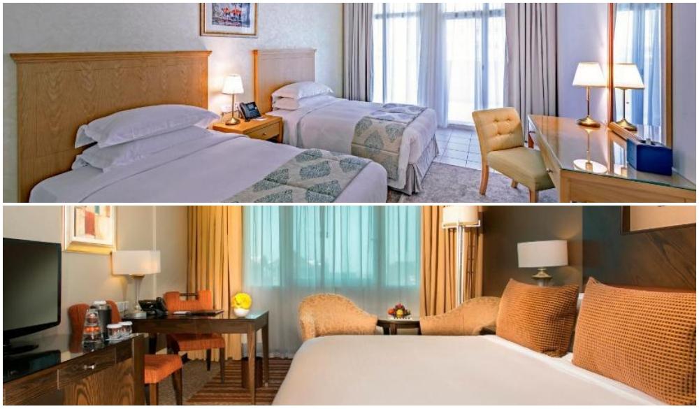 Roda Al Murooj Hotel, hotel near Burj Khalifa