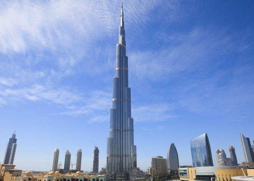6 Hotels Within Walking Distance of Burj Khalifa
