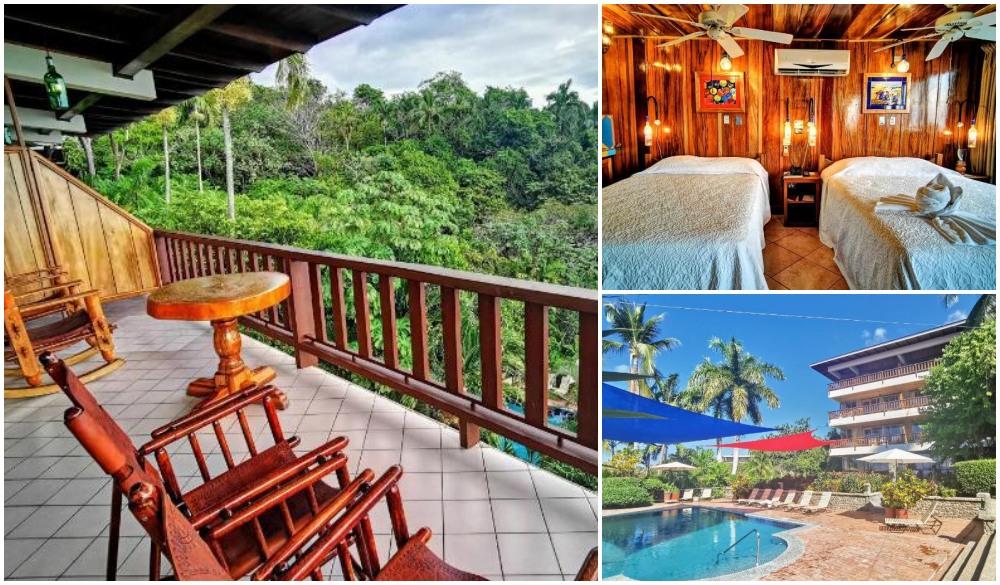 Hotel Costa Verde Manuel Antonio in Quepos, Costa Rica