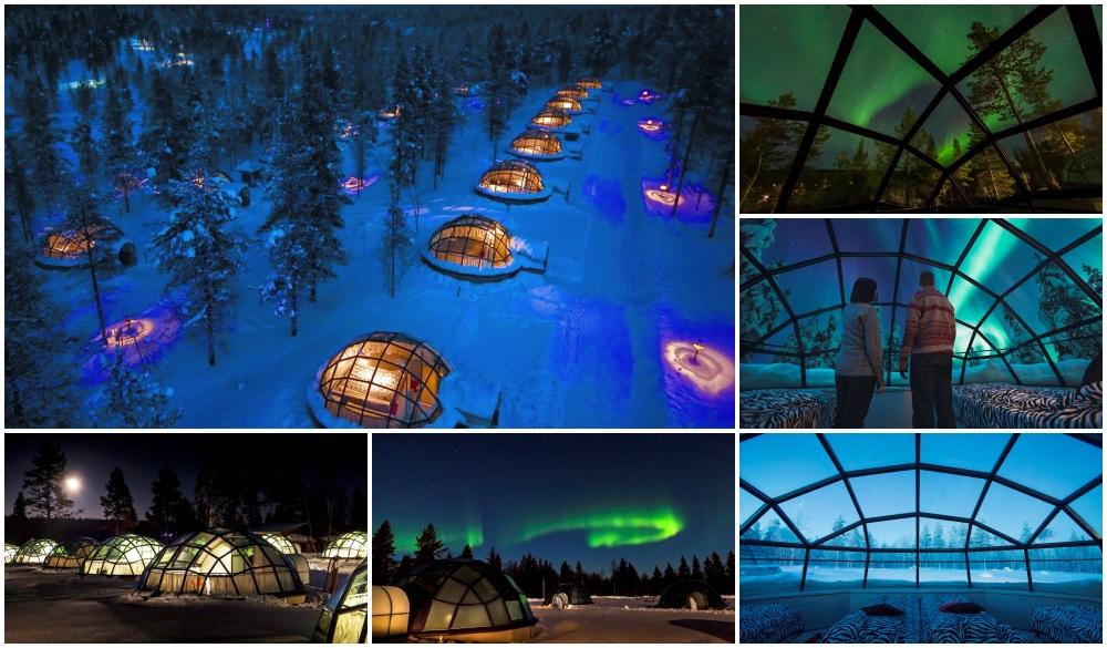 Kakslauttanen Arctic Resort - Igloos and Chalets, Finland
