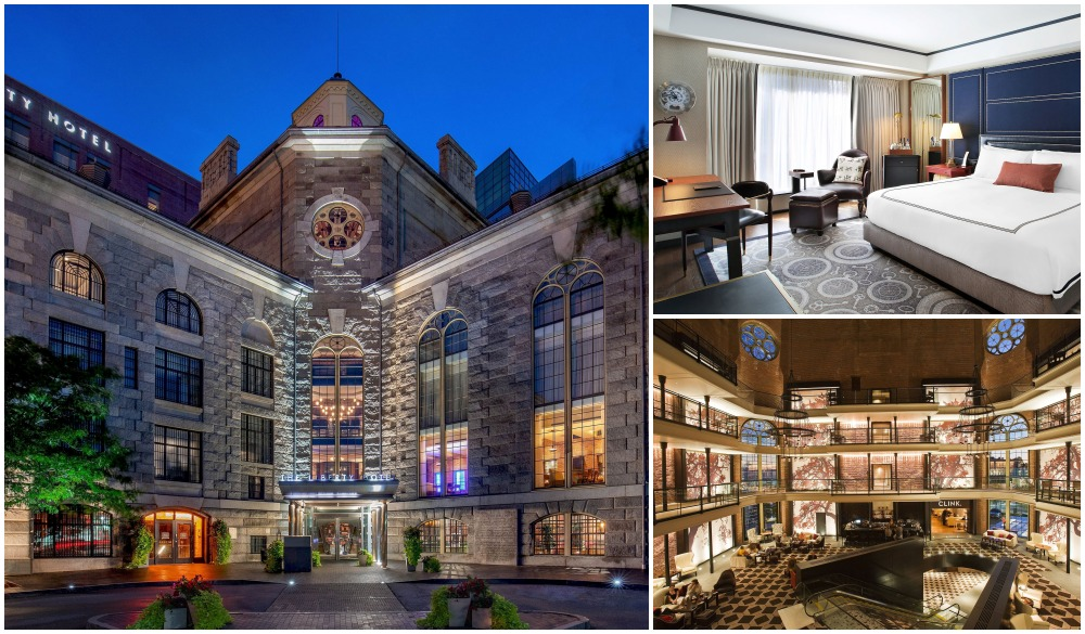 The Liberty A Luxury Collection Hotel in Boston, USA