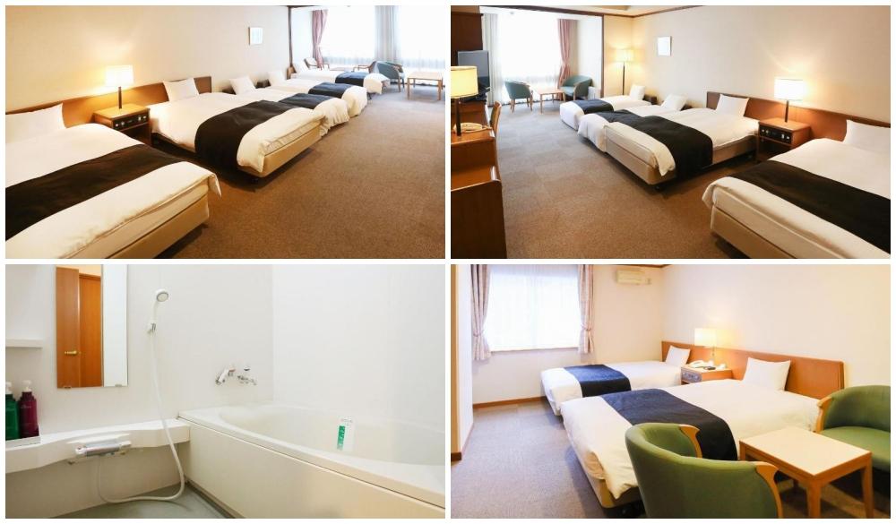 Apa Hotel Sapporo Susukino Ekinishi, hokkaido travel guide