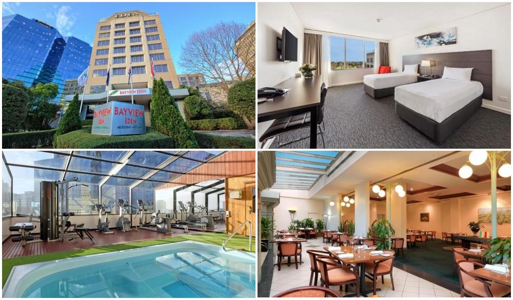 Bayview Eden Melbourne, hotel with restaurant