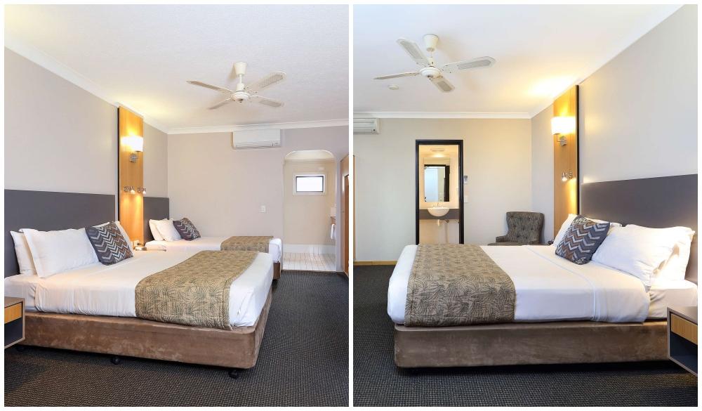 Brisbane International Virginia, spa baths hotels