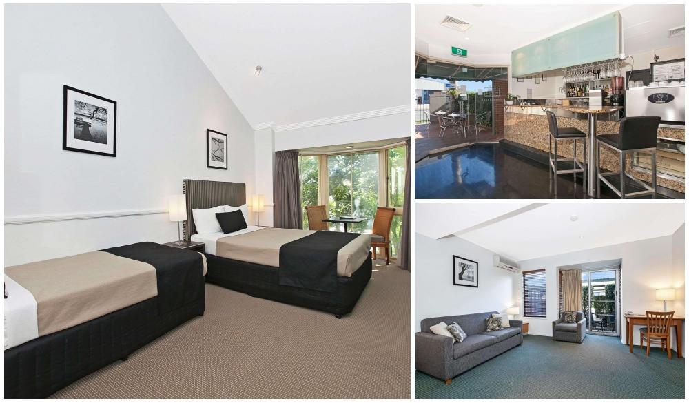 Comfort Inn & Suites Northgate Airport, Brisbane spa baths hotels