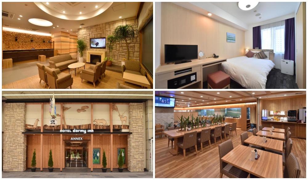 Dormy Inn Sapporo Annex, hokkaido travel guide