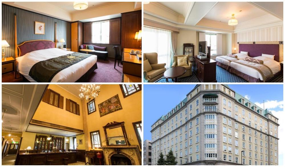 Hotel Monterey Sapporo, hokkaido travel guid