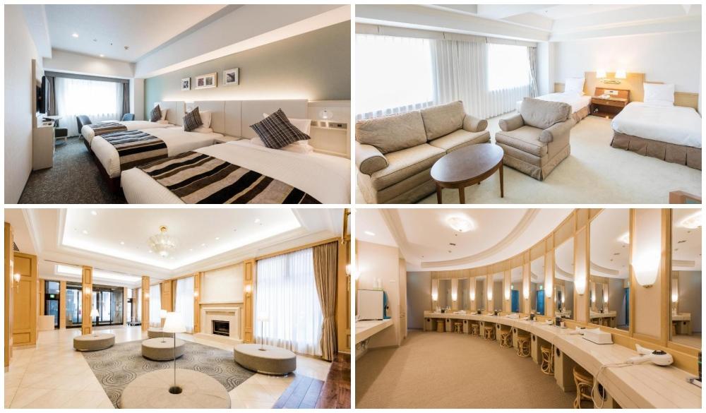 Hotel Mystays Premier Sapporo Park, hokkaido travel guide