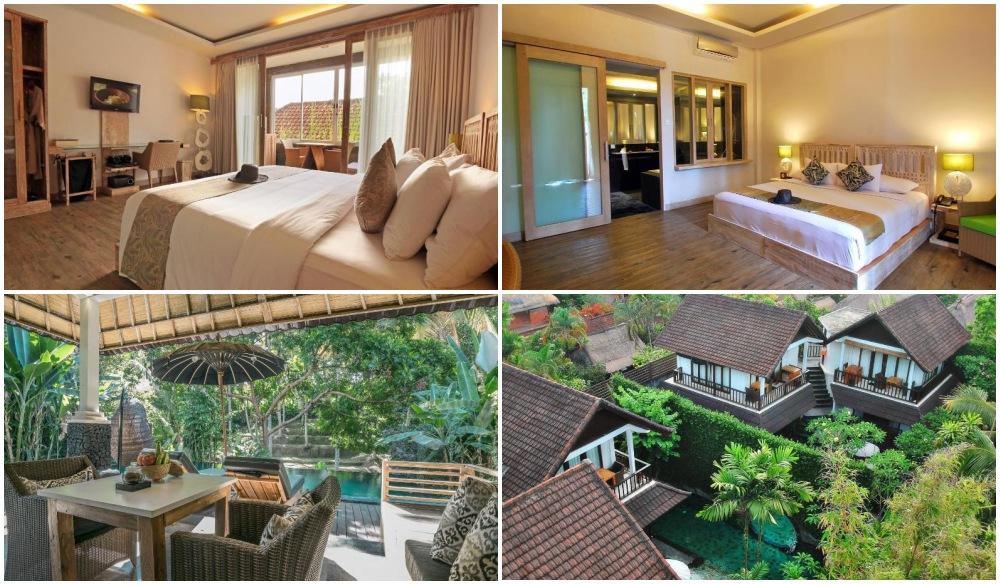 KajaNe Mua, hotel in Bali