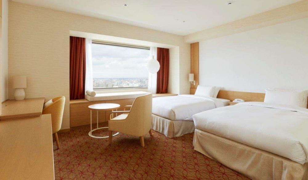 Keio Plaza Hotel Sapporo, hokkaido travel guide