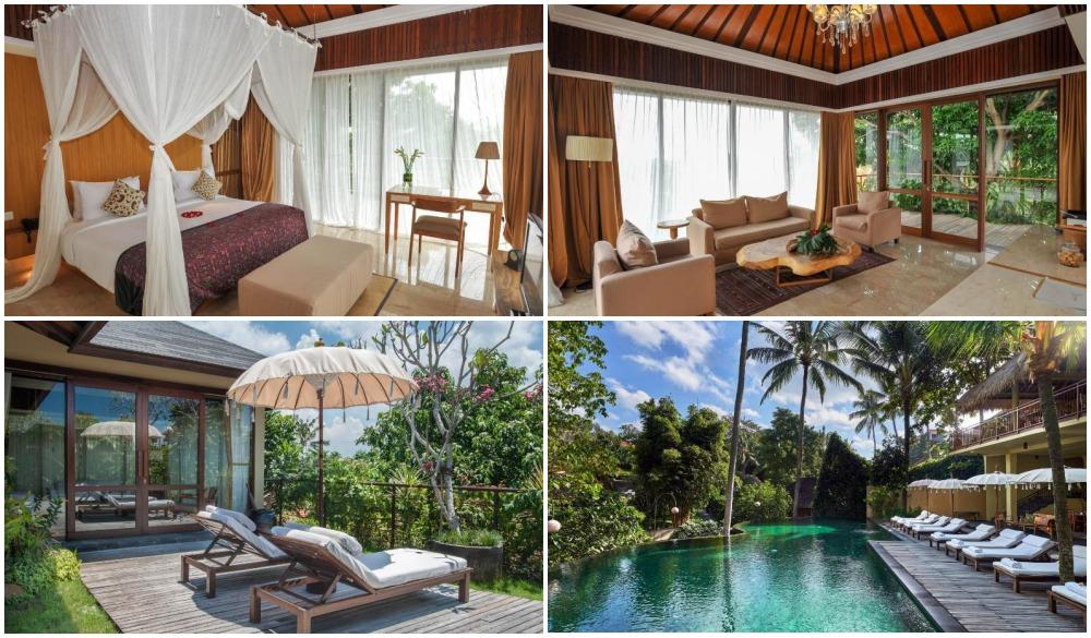 Komaneka at Rasa Sayang, hotel in Bali