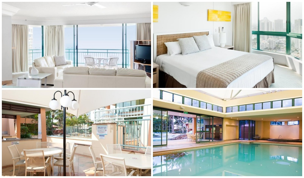 Mantra Crown Towers, Gold Coast hotels with pools