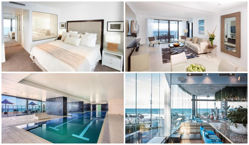 Peppers Soul Surfers Paradise, Gold Coast hotels with pools