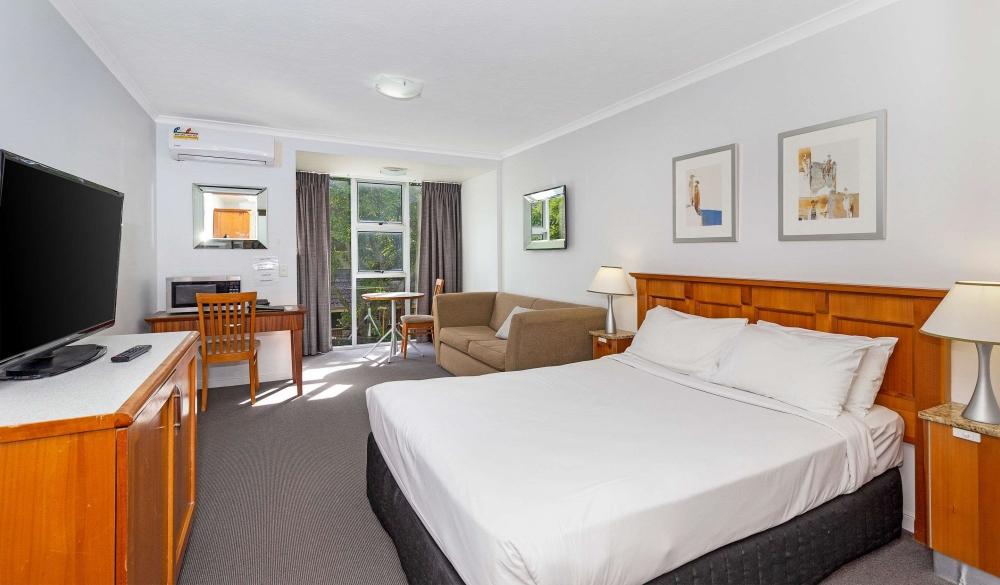 Quality Inn Airport Heritage, Brisbane spa baths hotels