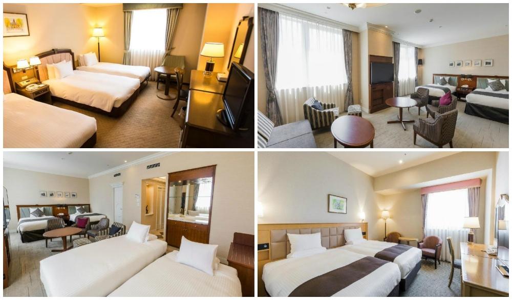 Sapporo Aspen Hotel, hokkaido travel guide